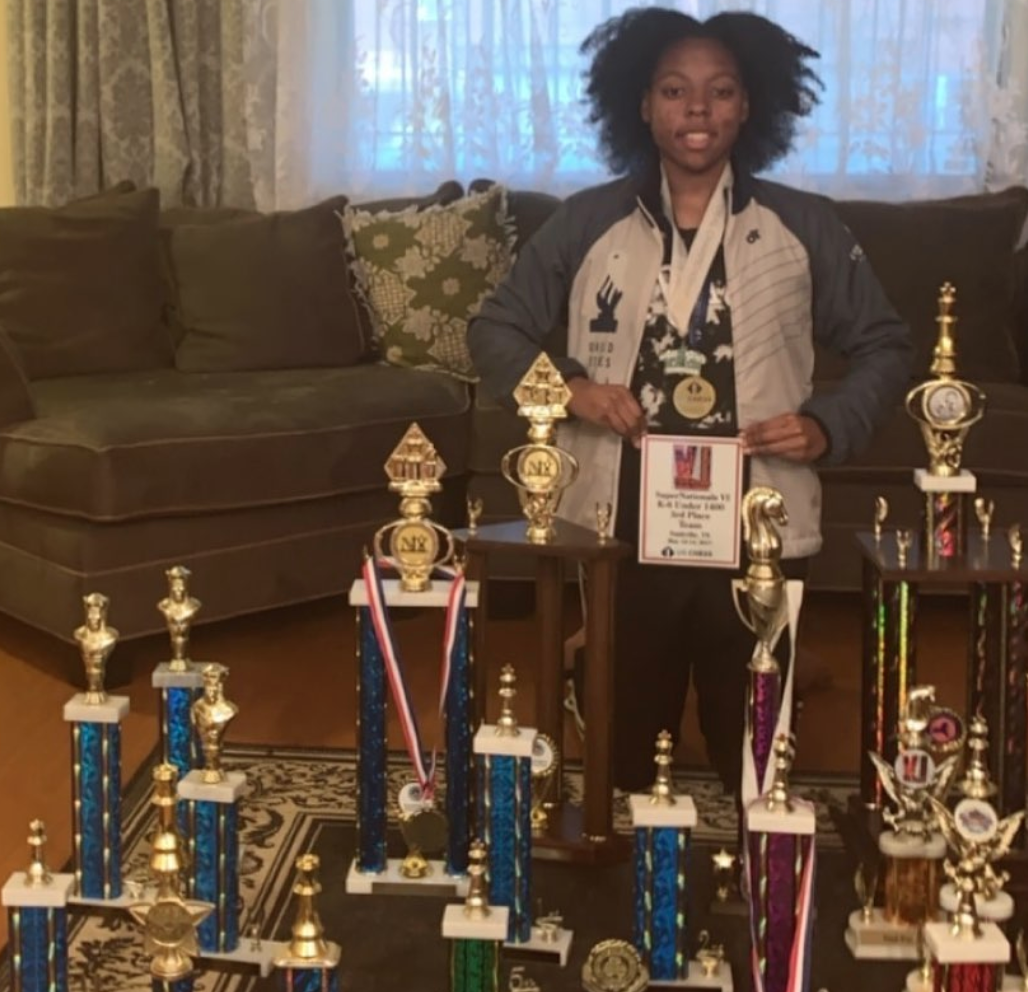 This New York Teen Won A $40K Scholarship After Being Crowned Chess Champion