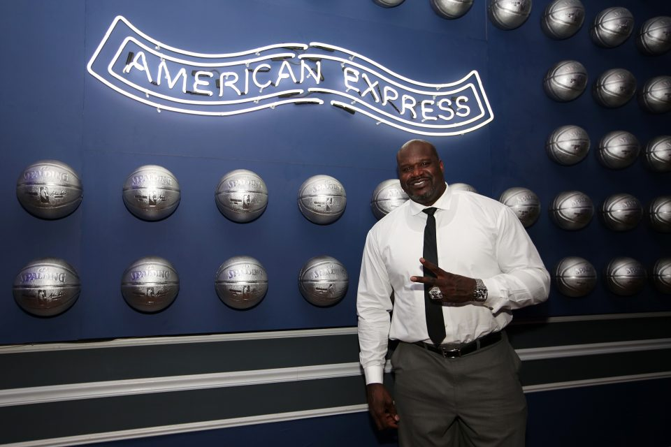 Shaquille O' Neal small business owners