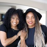 Tonya and Sharie dreamgirls haircare
