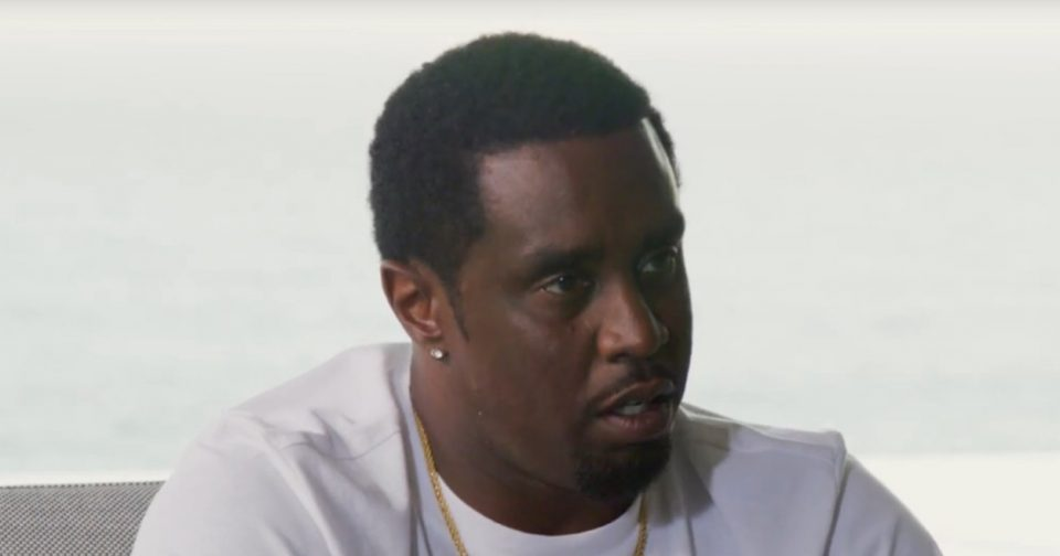 Sean Diddy Combs The Crew League