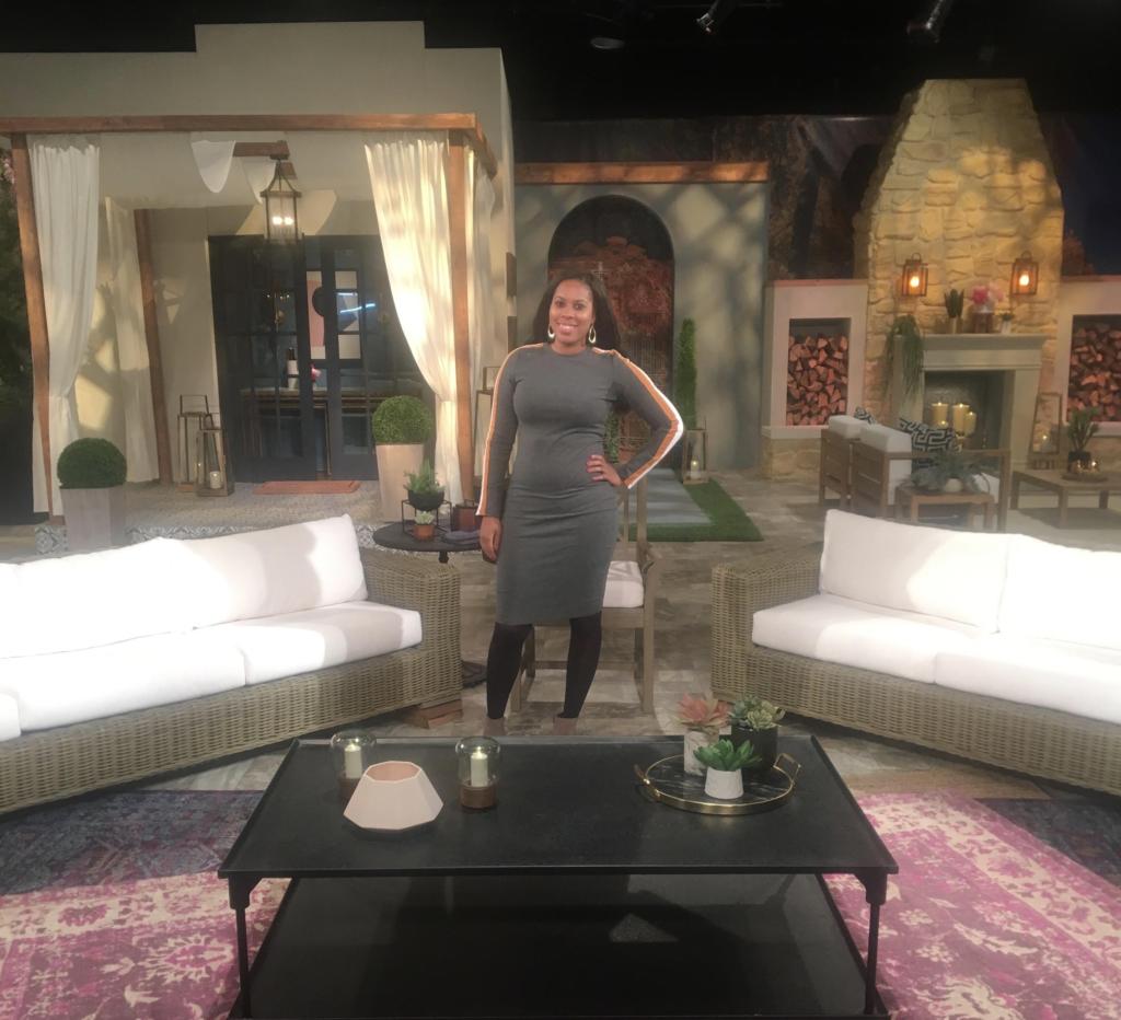 Millennial TV executive Salena Rochester