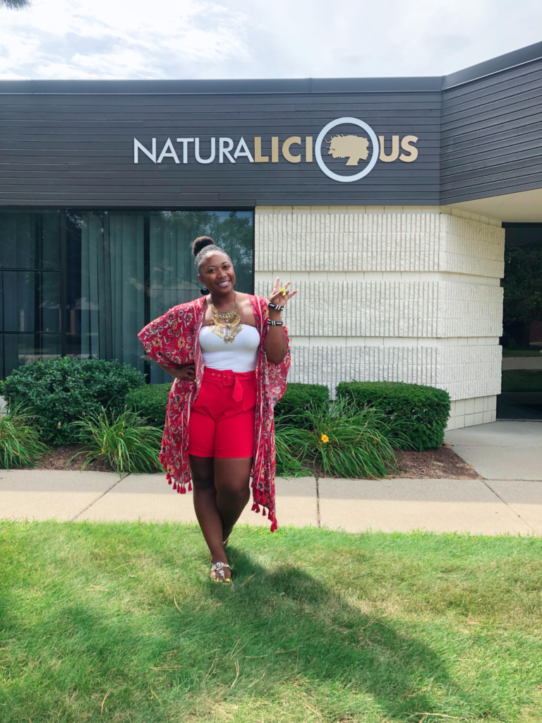 Naturalicious CEO Gwen Jimmere Talks About Starting Her Haircare Empire In Her Kitchen With Just