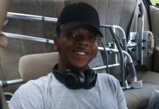Black teenager Marcellis Stinnette
