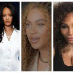 Rihanna, Beyonce, Serena