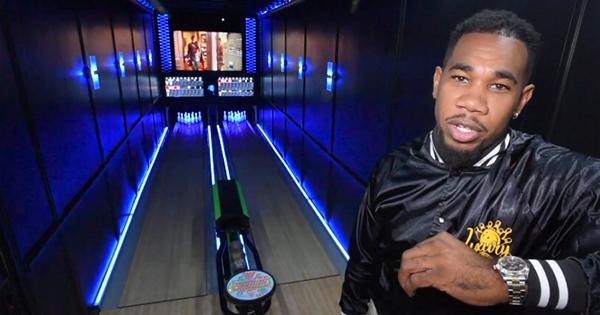 luxuary strike bowling