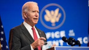 Biden Endorses $908 Bipartisan Coronavirus Relief Plan As 'Down Payment'