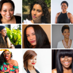 Black and brown women beauty founders