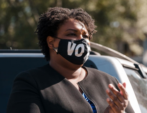 Stacey Abrams Said She Is Open To Sen. Joe Manchin's Compromise On Voting Rights
