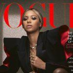 Beyonce British Vogue