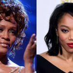 Whitney Houston. Naomi Ackie