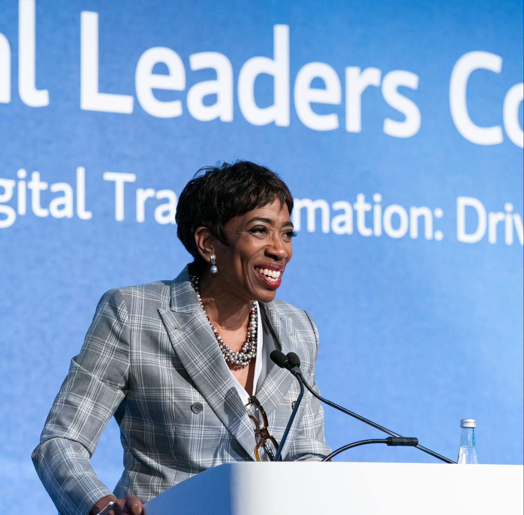 Carla Harris Morgan Stanley venture capital