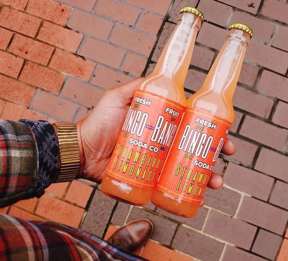 Bingo-Bango Soda North Carolina
