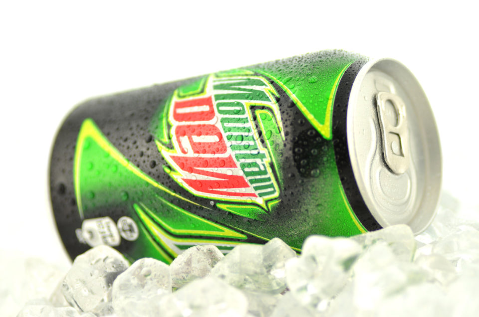 Mountain Dew ideas pitch competition
