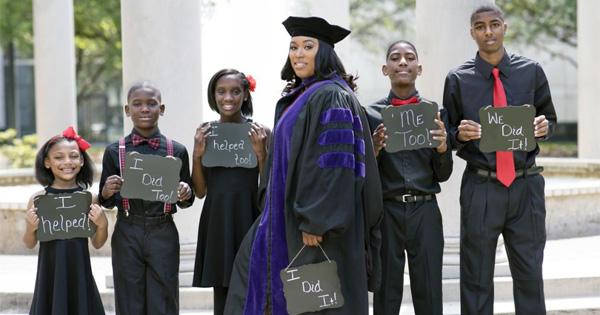 law degree children