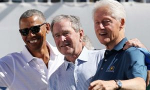 Former Presidents Obama, Bush and Clinton Plan to Take Coronavirus Vaccine and Film It to Build Trust