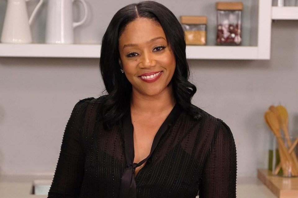 Tiffany Haddish Grammys Clubhouse