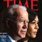 Time PErson of the Year Joe Biden Kamala Harris