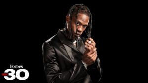 Travis Scott Covers Forbes Magazine, On Track to Make $100 Million This Year