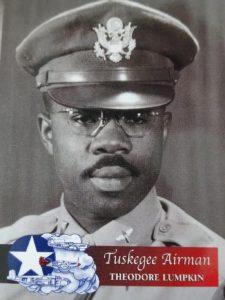 Theodore Lumpkin Tuskegee Airmen death COVID-19 LACC