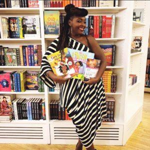 author Simon Schuster Denene Millner books Black stories children