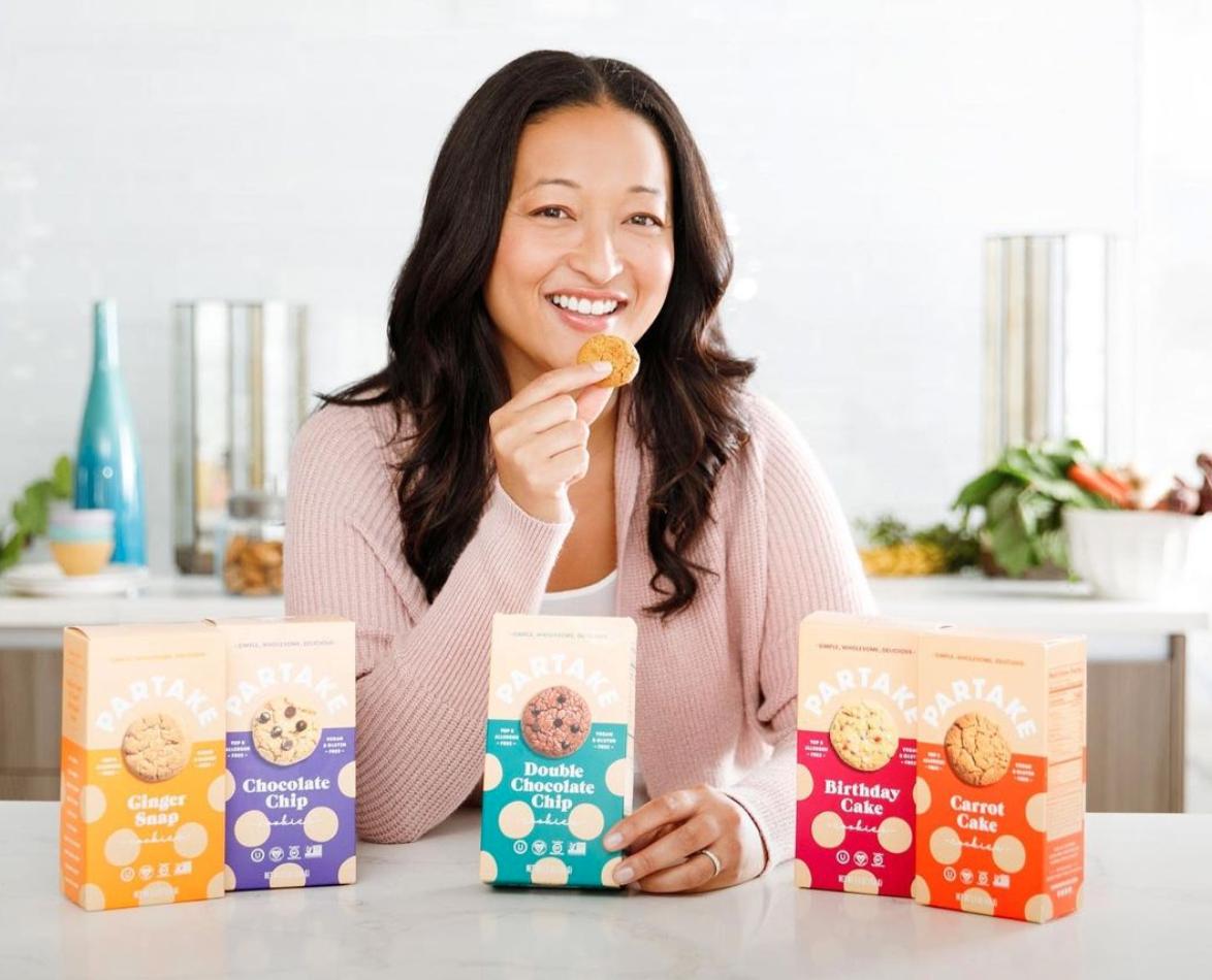 Denise Woodard Partake Foods