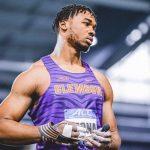 Clemson University Track & Field Athlete 2020