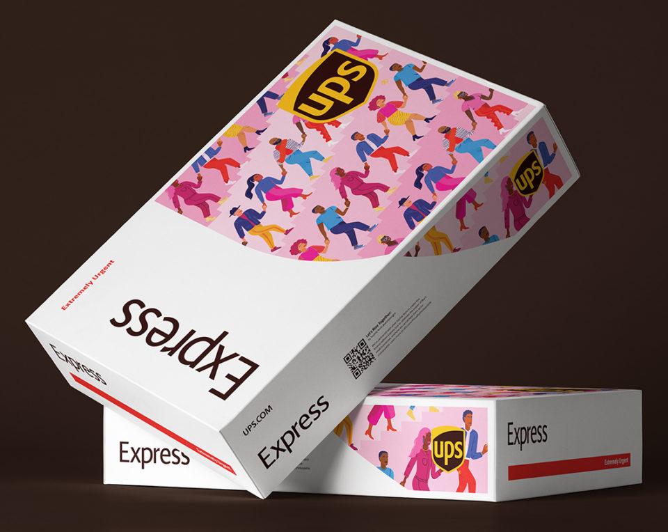 UPS Packaging