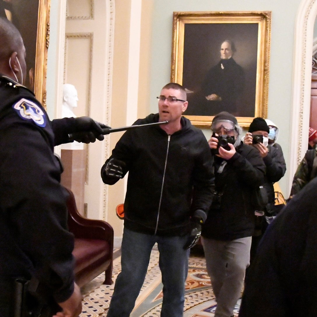 The Petition To Award a Black Capitol Police Officer is Picking Up Steam