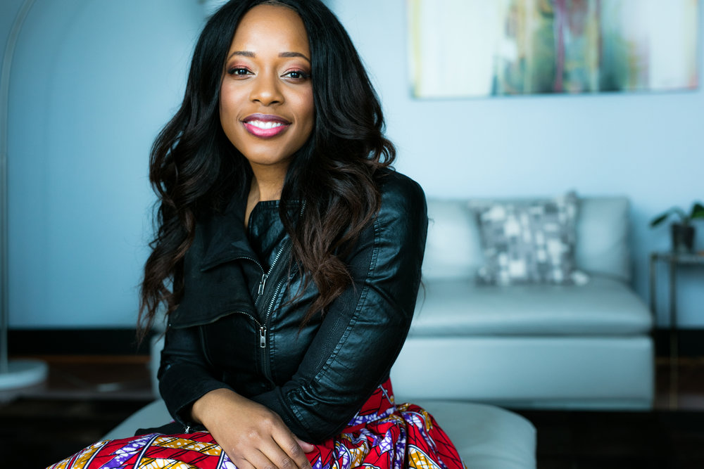 This Black Woman Raised $600,000 For Her Education; Now She's Investing In More Women