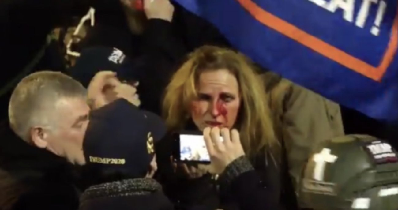 Teen Clowns Mom On Social Media After Video Captures Punch In The Face