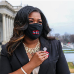 Rep. Cori Bush introduces legislation in response to Capitol Attack