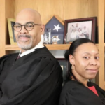 Michigan Rebekah Coleman Harper Woods court father judge