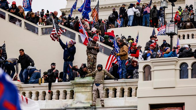 US Capitol Rioters insurrection