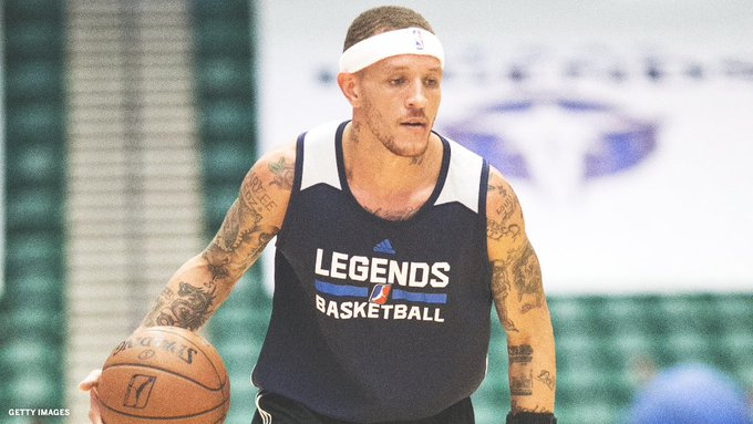 Delonte West Now Works at the Florida Rehab Center He Attended