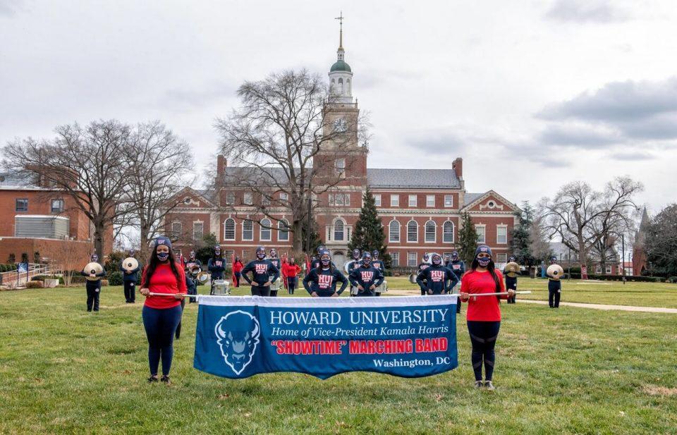 Howard University Showtime Marching Band