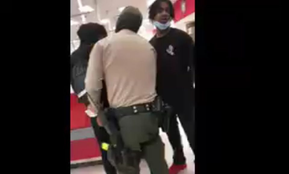 Teenagers wrongly detained