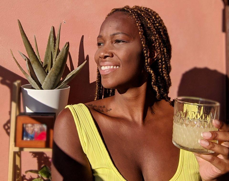 Serita Braxton, owner of Monita Tequila