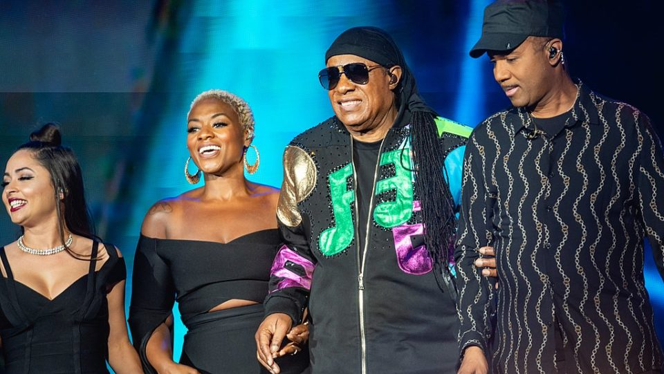 Oprah Winfrey Stevie Wonder Ghana expatriate respect