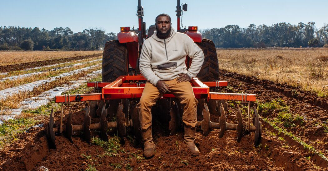 John Deere Is Helping Black Farmers Gain Clear Title To Their Land
