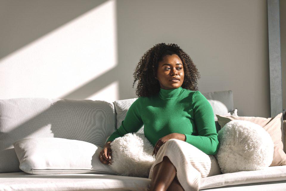 Tiffany James, founder of Modern Black Girl
