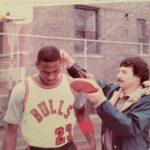 Michael Jordan Nike commercial bts