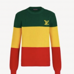 Jamaica flag Jamaican brand Jamaican Louis Vuitton sweater