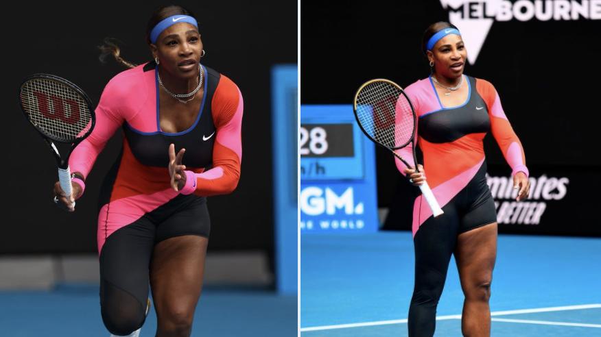 Australian Open Serena Williams tennis FloJo fashion
