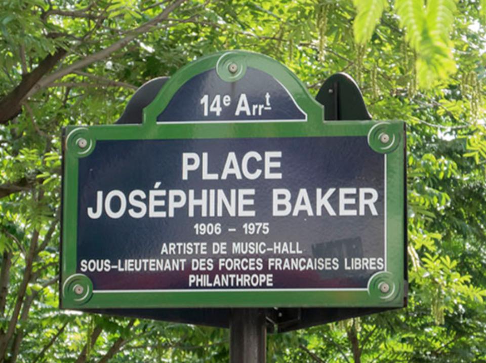 Place Josephine Baker