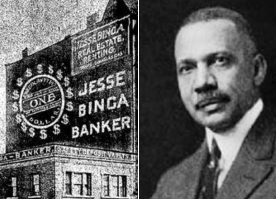 Jesse Binga