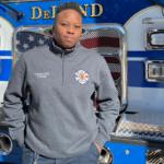 Dejah Woods Firefighter