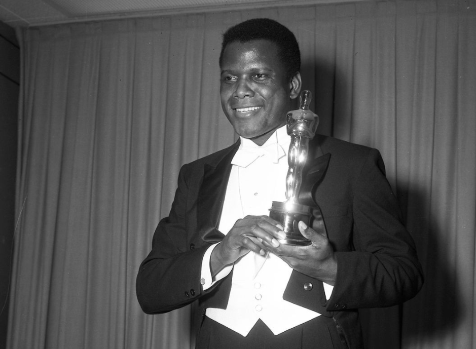 Sidney Poitier, First Black Man to Win Academy Award for Best Actor, Turns 94