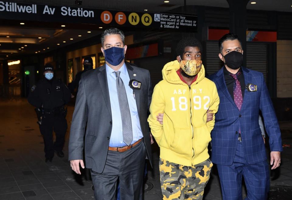 Khari Covington Brooklyn assault hate crimes light-skinned