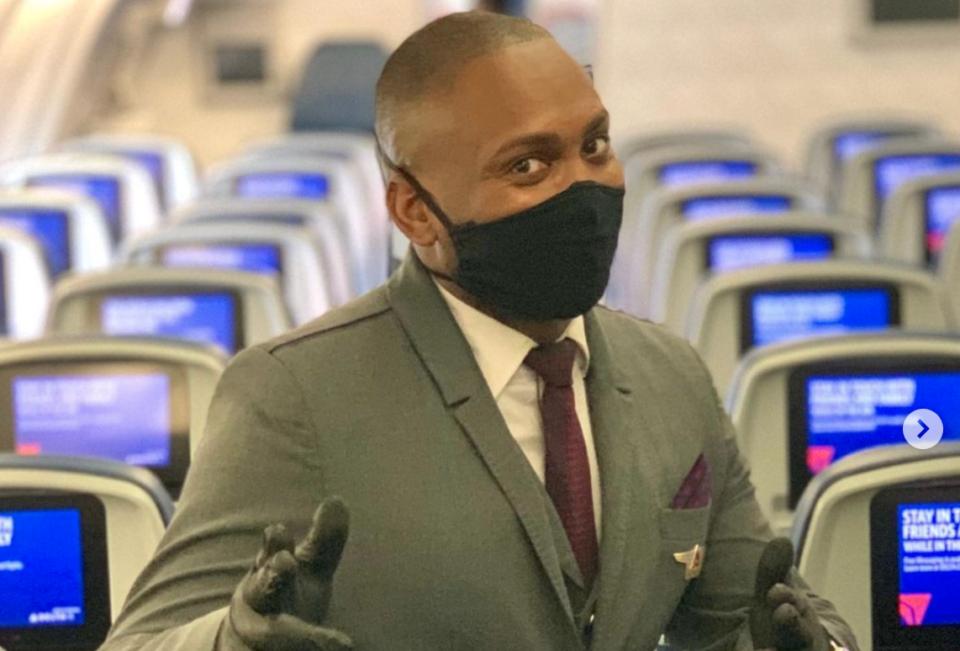 Delta employee