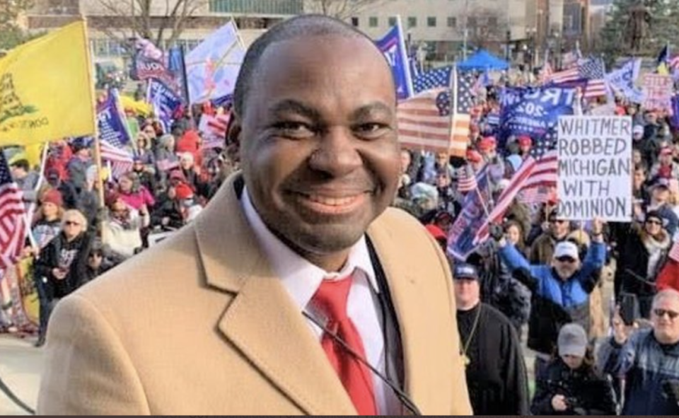 Austin Chenge Michigan governor Republican All Lives Matter Black History Month Black Lives Matter